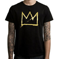 Basquiat Crown Jean Michel Basquiat Men's T-Shirt
