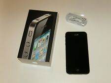 iPhone 4 Black 16GB  with Original Box and More - UNLOCKED & WORKS