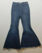 Free People Bell Bottom Flare Pants Size 24