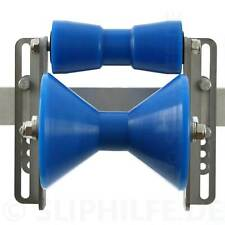Auffahrhilfe blueLine Kielrolle + Deep-V Kielrolle | Anfahrhilfe Sliphilfe