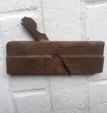 ANTIQUE WOOD MOLDING PLANE. UNMARKED