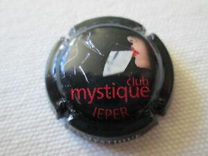 capsule de champagne NOWACK Club Mystique IEPER