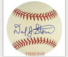 NBA Commissioner David Stern PSA Autographed Signed MLB Baseball Michael Jordan