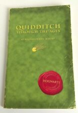 Harry Potter First Edition - Quidditch Through The Ages Book