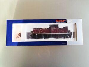 Roco 67874 Locomotiva Diesel da manovra V90 065 DB - Scala H0 1:87