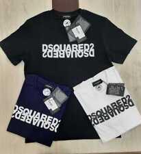 DSQUARED2 T Shirt Regular fit Short Sleeve cotton brand new