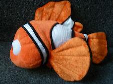 "Disney Finding Nemo - Nemo - Clown Fish 8"" Plush Disney Soft Toy"