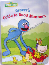 Sesame Street - Grover's Guide to Good Manners