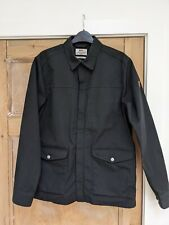 FJALLRAVEN Greenland Zip Shirt Black Medium