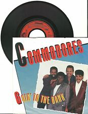 Commodores Goin to the bank, VG/VG, 7'' Single, 4110