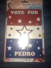 Napoleon Dynamite Vote For Pedro magnetic picture frame,