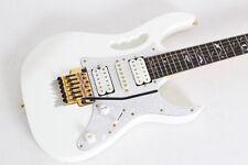 2006 Ibanez JEM7V Steve Vai Signature White w/case - MINT -