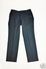 * HUGO BOSS * LANA VERGINE Pantaloni UK 52 II 34