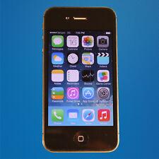 Good - Apple iPhone 4 8GB - Black (Sprint) Smartphone - SEE INFO - Free Shipping