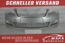 Skoda Fabia II 5J Facelift Bj. ab 2010 Stoßstange Vorne Original Silber Versand