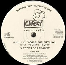 Roll Goes Spiritual - Let This Be a Prayer, with Pauline Taylor - Cheeky