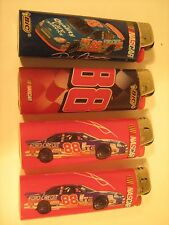 Lot Of 4 Empty Lighters Dale Jarrett #88 [Y115b]