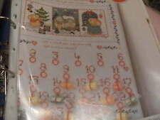 Se acerca la Navidad' ' calendario de Adviento Cuadro De Punto De Cruz (solamente)
