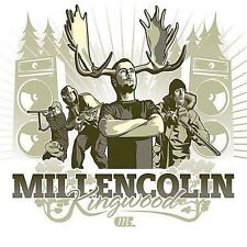 Kingwood [Digipak] by Millencolin (CD, Apr-2005, Burning Heart)