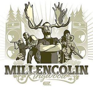 MILLENCOLIN Kingwood CD BRAND NEW Digipak