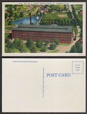 Old Georgia Factory Postcard - Gainsville - Pacolet Manufacturing Company