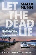 Let the Dead Lie by Malla Nunn (Paperback) New Book