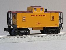LIONEL UNION PACIFIC SQUARE WINDOW CABOOSE 23105 o gauge train freight 6-83624 C
