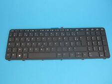 Keyboard instrument Francais HP ZBook 15 17 Mobile Work Station Backlit