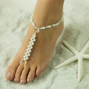 Crystal Butterfly Beautiful Barefoot Sandals in Your Size and Favorite Colors