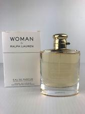 New Fragrance WOMAN by Ralph Lauren Eau De Parfum SPRAY 3.4 OZ 100 ML TSTER BOX