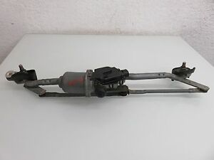 06-11 LEXUS IS250 IS350 IS F WINDSHIELD WIPER MOTOR AND LINKAGE 85110-60400 OEM