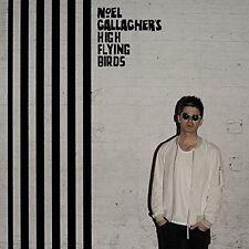Noel Gallagher's High Flying Birds - Chasing Yesterday (CD, 2015, gatefold) NM