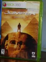 Jumper: Griffin's Story (Microsoft Xbox 360, 2008)