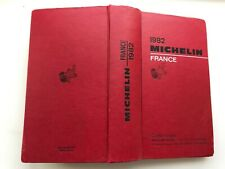Guide Michelin France 1982