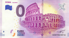 ITALIE Roma, Colosseo, Colysée, 2019, Billet 0 € Souvenir