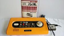 Nintendo PONG BLOCK Kuzushi CTG-BK6 console system,Manual,RF switch set-a517-