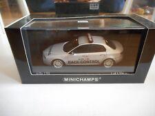 Minichamps Alfa Romeo 159 Race Control 2006 in Grey on 1:43 in Box