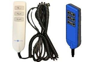 Replacement Remote for Sleep Number Flex Fit Wired Adjustable Bed