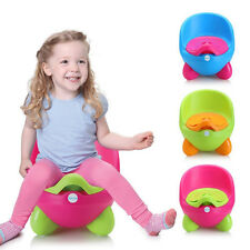Baby Training Potty Toddler Children's Kids Potty Training Seat Blue/Pink
