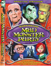 0012236104391    Mad Monster Party? (Special Edition) (DVD, 1968)