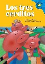 Los tres cerditos (Read-it! Readers en Español: Cuentos de hadas)-ExLibrary