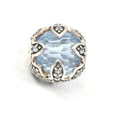 THOMAS SABO Karma Beads Bead Lotos blau Silber Spinell K0106 - UVP 119 €