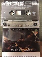 Crime + The City Solution The Bride Ship rare EX tape tested original 1989 Mute