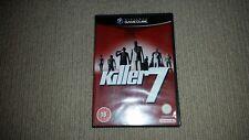 Killer 7 Nintendo Gamecube Game PAL, NGC