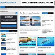 WATER SPORT SHOP  - Mobile Friendly Responsive Website Business For Sale