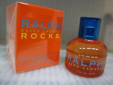 RALPH ROCKS by RALPH LAUREN 1.7 FL oz / 50 ML Eau De Toilette Spray Sealed Box