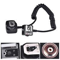 VILTROX SC-30 TTL Off Camera Hot Shoe Sync Extension Cord Cable For Nikon Camera