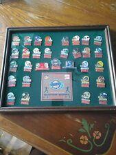 Vintage Coca Cola 1994 Super Bowl Collector Pin Set