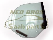 SAAB 900 94-98 & 9-3 98-02 CONVERTIBLE REAR WINDOW, RIGHT, USED, 5116629