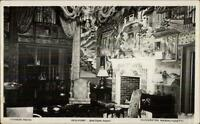 Gloucester MA Beauport Eastern Point Chinene Room Real Photo Postcard